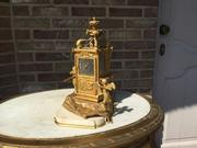 Bronzes pendule clock  Click photo for more details